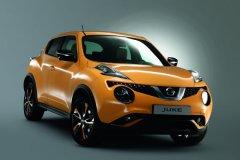 新款日产Juke日内瓦车展首发 增添新动力