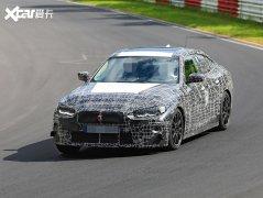 新一代宝马4系Gran Coupe谍照 6月发布