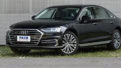 奥迪在2019款A8L车型的基础上推出改款车型