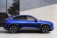对标特斯拉Model Y 蔚来EC6将于7月24日公布价