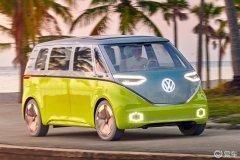 大众注册e-Samba商标 或将通过电气化复活更多经典车型