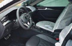 大众新款CC内饰曝光 细节调整/采用海外版车型设计