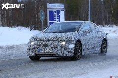奔驰EQE将2022年首发 对手直指Model S