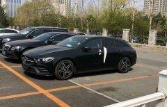 CLA猎装版车型现身 全新奔驰GLA/CLA将于7月23日上市