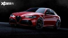 阿尔法·罗密欧Giulia GTA/GTAm官图发布