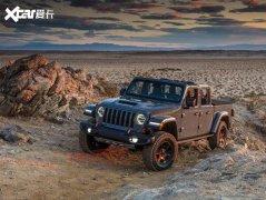 芝加哥车展:Jeep Gladiator沙漠特别版