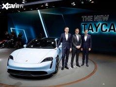 保时捷Taycan 4S正式发布 售114.8万元