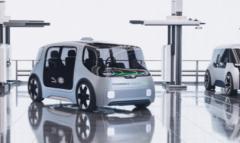 捷豹路虎的Project Vector为零排放城市交通提出了解决方案