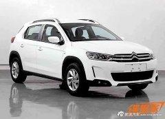 东风雪铁龙C3-XR 1.2T车型申报图曝光