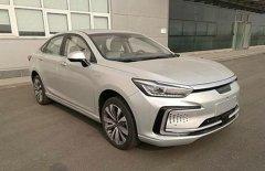BEIJING EU7申报图曝光 即将推出长续航版车型