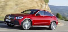 奔驰将于3月3日在印度推出GLC Coupe改款