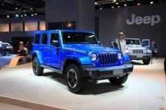 Jeep牧马人Polar版 亮相法兰克福车展
