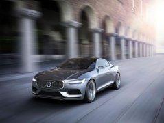 沃尔沃Concept Coupe 将亮相法兰克福车展