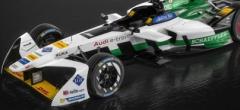 奥迪为Formula E展示了首款全电动工厂赛车