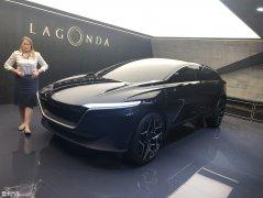 拉共达发布SUV概念车 外观科幻/售价高