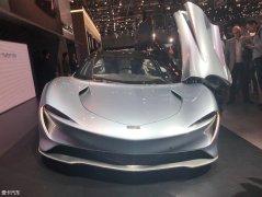 日内瓦车展:迈凯伦Speedtail正式发布
