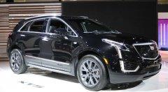 芝加哥车展 凯迪拉克XT5运动套件版发布