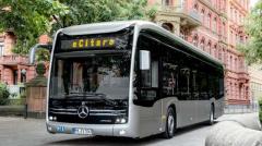 梅赛德斯奔驰向汉诺威交付48辆eCitaro电动巴士
