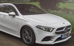 梅赛德斯奔驰在5月创下新车销售记录