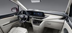 全新一代别克GL8 Avenir艾维亚家族打造一体化智能座舱