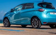 雷诺的全新Zoe EV被致力于电动车型的出版物评为年度电动汽车