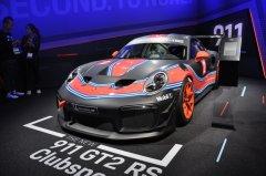新任寡妇制造者-911 GT2 RS Clubsport