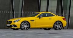 梅赛德斯奔驰宣布最后一辆SLC跑车的价格