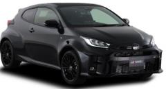 丰田继续发布了旗下性能车型GR YARiS的更多官图