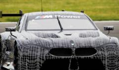 宝马已经将即将推出的M8 GTE车型带入了赛道