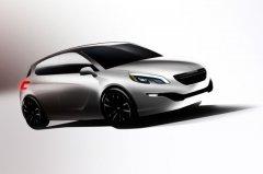 新一代标致308将在法兰克福车展首发