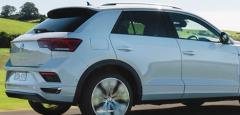 大众T-Cross将面临来自主流品牌的许多新小型SUV的激烈竞争