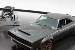 道奇汽车公布1000马力海伦汉发动机的价格