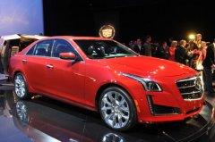 新款凯迪拉克CTS纽约车展首发 年内引进