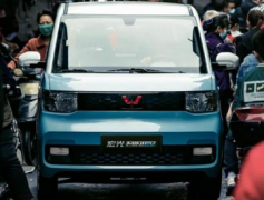 上汽通用五菱旗下的宏光MINI EV已正式开启预售