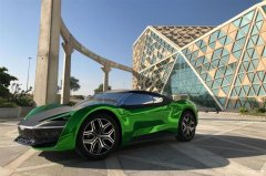 GFG将于日内瓦车展推出全新纯电动跑车
