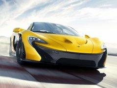 2013迈凯轮P1量产版完整曝光