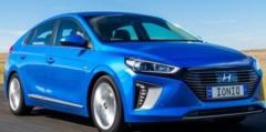 澳大利亚获得现代IONIQ的所有3个版本 车队测试开始
