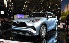 全新汉兰达领衔 盘点2020年值得期待的SUV