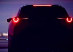 马自达计划在下个月的日内瓦车展上发布一款新的SUV