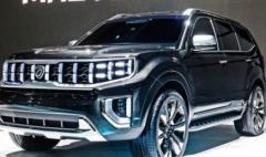 起亚在本周的首尔车展上透露了几款SUV概念