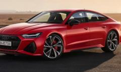 2020年奥迪RS 7 Sportback曝光 获得RS 6 V8动力