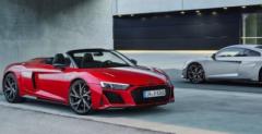 奥迪将推出其R8 V10超级跑车的新后轮驱动版本