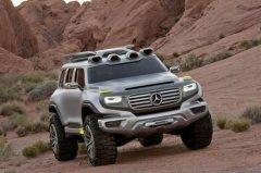 奔驰发布Ener-G-Force概念车 或为G原型