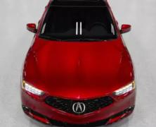 ura歌向美国客户提供新的和改进的TLX模型