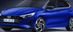 现代汽车正式发布了全新的2021现代i20
