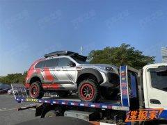 广州车展探馆:即将预售的哈弗H9改装版