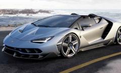 兰博基尼Centenario跑车是超级跑车的终极版