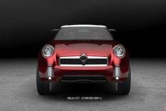 MG SUV概念车将亮相北京车展 2014年上市