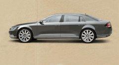 配双涡轮V8引擎 新大众辉腾2013年发布