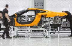 迈凯轮让引擎成为未来的超级跑车